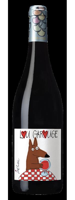 Syrah rouge Gourmande Lou Garouge 2020